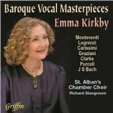 Baroque Vocal Masterpieces - CD Audio di Emma Kirkby