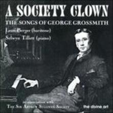 A Society Clown - CD Audio di George Grossmith