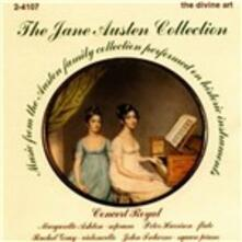 The Jane Austen Collection - CD Audio