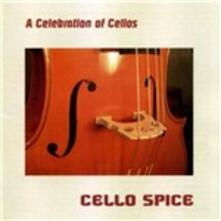 A Celebration of Cellos - CD Audio di Giacobbe Basevi Cervetto