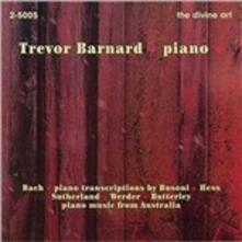 Trevor Barnard - CD Audio di Trevor Barnard