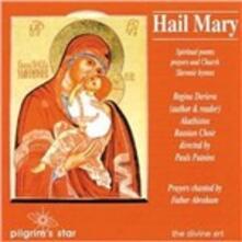 Hail Mary - CD Audio