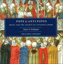 Popes & Antipopes - CD Audio di Orlando Consort