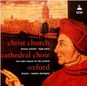 CD Messe Hugh Aston , Thomas Ashwell