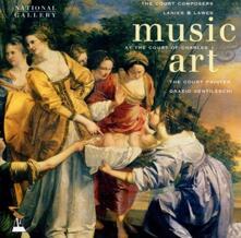 Musica Alla Corte di Carlo I - CD Audio