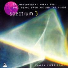Spectrum 3 - CD Audio