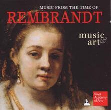 Musica Al Tempo di Rembrandt - CD Audio