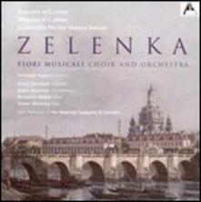 Requiem - Miserere - Lamentatio Pro Die Veneris Sancto - Lamentatio 3:2 - CD Audio di Jan Dismas Zelenka