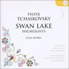 Il Lago Dei Cigni - CD Audio di Pyotr Ilyich Tchaikovsky