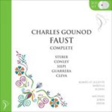 Faust - CD Audio di Charles Gounod