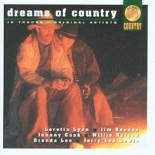 Dreams of Country - CD Audio
