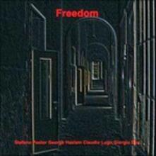 Freedom - CD Audio di Stefano Pastor