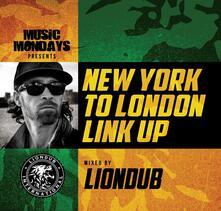 New York to London Link Up - CD Audio di Liondub