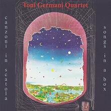 Canzoni in scatola (Songs in a Box) - CD Audio di Toni Germani