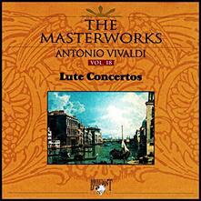 Lute Concertos - CD Audio di Antonio Vivaldi