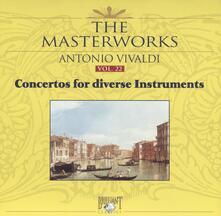 Concertos for Diverse Intruments - CD Audio di Antonio Vivaldi