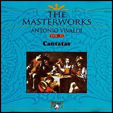Cantatas - CD Audio di Antonio Vivaldi