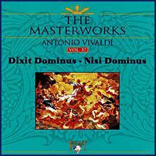 Dixit Dominus - CD Audio di Antonio Vivaldi