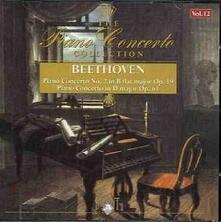 Piano Concerto n.2 in B Flat - CD Audio di Ludwig van Beethoven