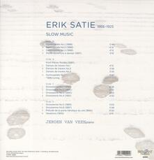 Slow Music - Vinile LP di Erik Satie,Jeroen van Veen