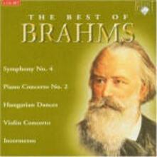 The Best of Brahms - CD Audio di Johannes Brahms