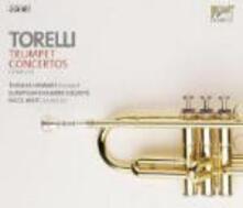 Concerti per tromba - CD Audio di Giuseppe Torelli,Nicol Matt,European Chamber Soloists,Thomas Hammes