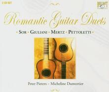 Duetti romantici per chitarra - CD Audio