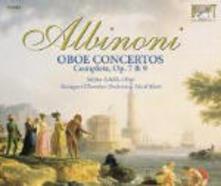 Concerti per oboe - CD Audio di Tomaso Giovanni Albinoni,Orchestra da camera di Stoccarda,Nicol Matt,Stefan Schilli