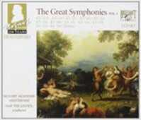 CD Le grandi sinfonie vol.1 Wolfgang Amadeus Mozart Jaap ter Linden Mozart Akademie Amsterdam
