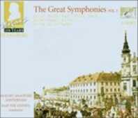 CD Le grandi sinfonie vol.2 Wolfgang Amadeus Mozart Jaap ter Linden Mozart Akademie Amsterdam
