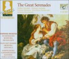 Grandi serenate - CD Audio di Wolfgang Amadeus Mozart