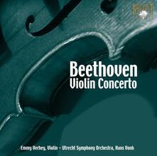 Concerto per violino - CD Audio di Ludwig van Beethoven