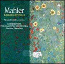 Sinfonia n.4 - CD Audio di Gustav Mahler,Hartmut Haenchen,Netherlands Philharmonic Orchestra
