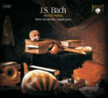 Suites francesi - CD Audio di Johann Sebastian Bach,Pieter-Jan Belder