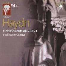 Quartetti per archi vol.4 - CD Audio di Franz Joseph Haydn