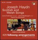 CD Canti scozzesi e gallesi Franz Joseph Haydn