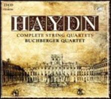 Quartetti per archi completi (Cofanetto + CD Rom) - CD Audio di Franz Joseph Haydn,Buchberger Quartet