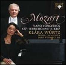 Concerti per pianoforte n.9, n.21 - CD Audio di Wolfgang Amadeus Mozart