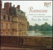 Musica per clavicembalo completa - CD Audio di Jean-Philippe Rameau,Pieter-Jan Belder