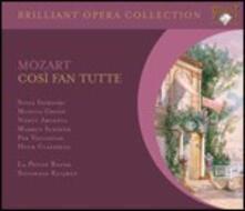 Così fan tutte - CD Audio di Wolfgang Amadeus Mozart,Sigiswald Kuijken,La Petite Bande,Nancy Argenta,Monica Groop,Soile Isokoski,Markus Schäfer,Per Vollestad