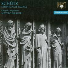 Symphoniae Sacrae - CD Audio di Heinrich Schütz
