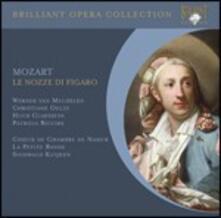Le nozze di Figaro - CD Audio di Wolfgang Amadeus Mozart,Sigiswald Kuijken,La Petite Bande