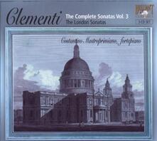 Le Sonate Londinesi - CD Audio di Muzio Clementi,Costantino Mastroprimiano