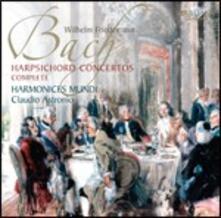 Concerti per clavicembalo completi - CD Audio di Johann Sebastian Bach