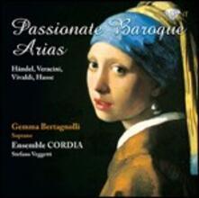 Passionate Baroque Arias - CD Audio di Gemma Bertagnolli