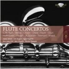 Concerti per flauto - CD Audio