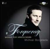 CD Musica per clavicembalo Antoine Forqueray Michael Borgstede Jean-Baptiste Forqueray