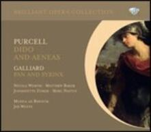 Dido and Aeneas - CD Audio di Henry Purcell