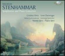 Sinfonie - Concerti per pianoforte - CD Audio di Karl Wilhelm Eugen Stenhammar