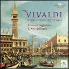 6 Concerti per violino op.6 - CD Audio di Antonio Vivaldi,L' Arte dell'Arco,Federico Guglielmo